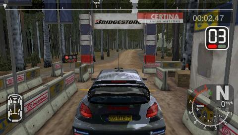 Colin McRae Rally (2005) PSP Скачать Бесплатно.